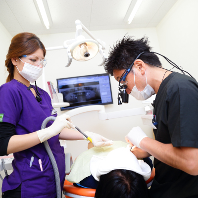 矯正歯科治療
